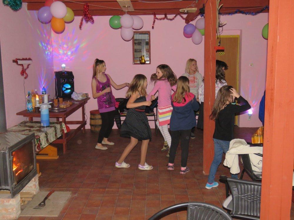 Sala kominkowa - impreza okolicznościowa